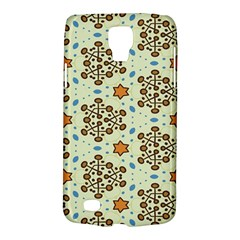 Stars And Other Shapes Pattern                         Samsung Galaxy Ace 3 S7272 Hardshell Case by LalyLauraFLM