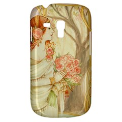 Beautiful Art Nouveau Lady Galaxy S3 Mini by 8fugoso