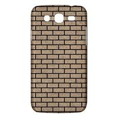 Brick1 Black Marble & Sand Samsung Galaxy Mega 5 8 I9152 Hardshell Case  by trendistuff