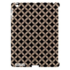 Circles3 Black Marble & Sand (r) Apple Ipad 3/4 Hardshell Case (compatible With Smart Cover) by trendistuff