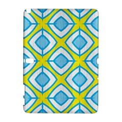 Blue Rhombus Pattern                          Htc Desire 601 Hardshell Case by LalyLauraFLM