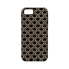 Scales2 Black Marble & Sand (r) Apple Iphone 5 Classic Hardshell Case (pc+silicone) by trendistuff