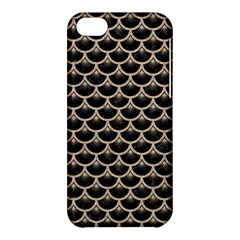 Scales3 Black Marble & Sand (r) Apple Iphone 5c Hardshell Case by trendistuff