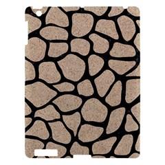 Skin1 Black Marble & Sand (r) Apple Ipad 3/4 Hardshell Case by trendistuff