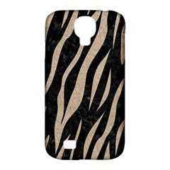 Skin3 Black Marble & Sand (r) Samsung Galaxy S4 Classic Hardshell Case (pc+silicone) by trendistuff
