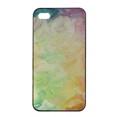 Painted Canvas                           Apple Iphone 4/4s Seamless Case (black) by LalyLauraFLM