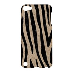 Skin4 Black Marble & Sand (r) Apple Ipod Touch 5 Hardshell Case