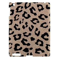 Skin5 Black Marble & Sand (r) Apple Ipad 3/4 Hardshell Case by trendistuff