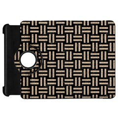 Woven1 Black Marble & Sand (r) Kindle Fire Hd 7  by trendistuff