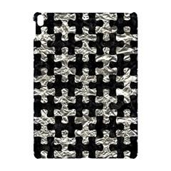 Puzzle1 Black Marble & Silver Foil Apple Ipad Pro 10 5   Hardshell Case by trendistuff