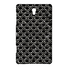 Scales2 Black Marble & Silver Foil (r) Samsung Galaxy Tab S (8 4 ) Hardshell Case  by trendistuff