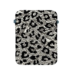 Skin5 Black Marble & Silver Foil (r) Apple Ipad 2/3/4 Protective Soft Cases by trendistuff