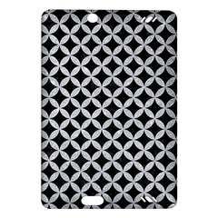 Circles3 Black Marble & Silver Glitter (r) Amazon Kindle Fire Hd (2013) Hardshell Case by trendistuff