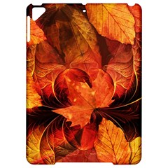 Ablaze With Beautiful Fractal Fall Colors Apple Ipad Pro 9 7   Hardshell Case by beautifulfractals