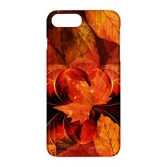 Ablaze With Beautiful Fractal Fall Colors Apple Iphone 7 Plus Hardshell Case