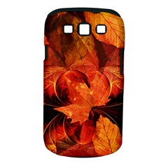 Ablaze With Beautiful Fractal Fall Colors Samsung Galaxy S Iii Classic Hardshell Case (pc+silicone) by beautifulfractals