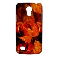 Ablaze With Beautiful Fractal Fall Colors Galaxy S4 Mini by jayaprime