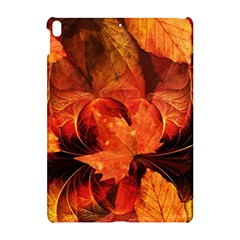 Ablaze With Beautiful Fractal Fall Colors Apple Ipad Pro 10 5   Hardshell Case by jayaprime