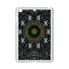 Leaf Earth And Heart Butterflies In The Universe Ipad Mini 2 Enamel Coated Cases by pepitasart