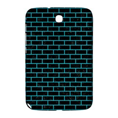 Brick1 Black Marble & Turquoise Colored Pencil (r) Samsung Galaxy Note 8 0 N5100 Hardshell Case  by trendistuff