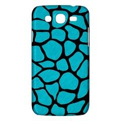 Skin1 Black Marble & Turquoise Colored Pencil (r) Samsung Galaxy Mega 5 8 I9152 Hardshell Case  by trendistuff