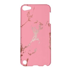 Luxurious Pink Marble Apple Ipod Touch 5 Hardshell Case