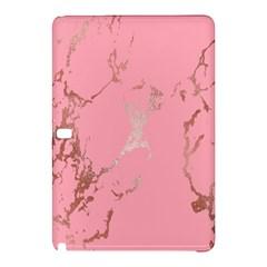 Luxurious Pink Marble Samsung Galaxy Tab Pro 10 1 Hardshell Case