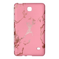 Luxurious Pink Marble Samsung Galaxy Tab 4 (7 ) Hardshell Case  by tarastyle