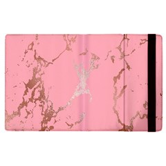Luxurious Pink Marble Apple Ipad Pro 9 7   Flip Case by tarastyle