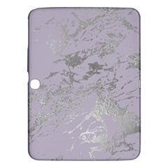 Luxurious Pink Marble Samsung Galaxy Tab 3 (10 1 ) P5200 Hardshell Case  by tarastyle