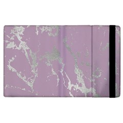 Luxurious Pink Marble Apple Ipad 3/4 Flip Case by tarastyle
