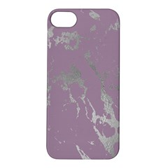 Luxurious Pink Marble Apple Iphone 5s/ Se Hardshell Case by tarastyle