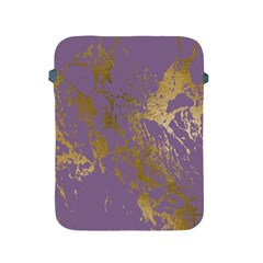 Luxurious Pink Marble Apple Ipad 2/3/4 Protective Soft Cases by tarastyle