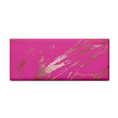 Luxurious Pink Marble Cosmetic Storage Cases by tarastyle