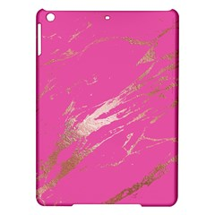 Luxurious Pink Marble Ipad Air Hardshell Cases by tarastyle