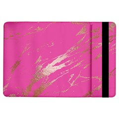 Luxurious Pink Marble Ipad Air Flip by tarastyle