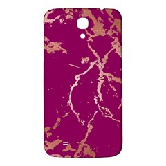 Luxurious Pink Marble Samsung Galaxy Mega I9200 Hardshell Back Case by tarastyle