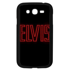 Elvis Presley Samsung Galaxy Grand Duos I9082 Case (black) by Valentinaart