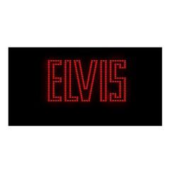 Elvis Presley Satin Shawl by Valentinaart