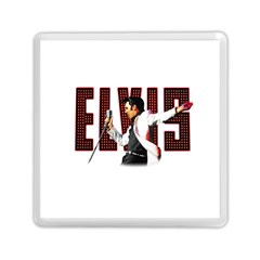 Elvis Presley Memory Card Reader (square)  by Valentinaart