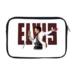 Elvis Presley Apple Macbook Pro 17  Zipper Case by Valentinaart