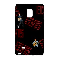 Elvis Presley Galaxy Note Edge by Valentinaart
