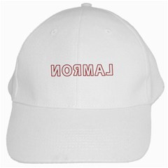 Normal White Cap by Valentinaart
