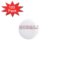 Normal 1  Mini Magnets (100 Pack)  by Valentinaart