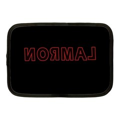 Normal Netbook Case (medium)  by Valentinaart