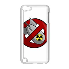 No Nuclear Weapons Apple Ipod Touch 5 Case (white)