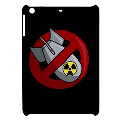 No Nuclear Weapons Apple Ipad Mini Hardshell Case by Valentinaart