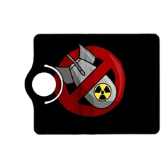 No Nuclear Weapons Kindle Fire Hd (2013) Flip 360 Case by Valentinaart