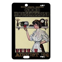 Good Housekeeping Amazon Kindle Fire Hd (2013) Hardshell Case by Valentinaart