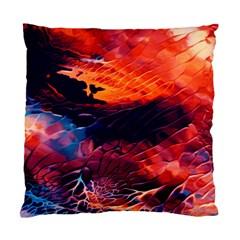 Abstract Acryl Art Standard Cushion Case (one Side) by tarastyle